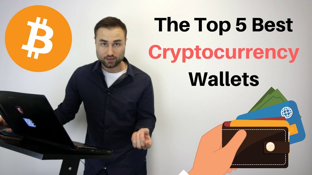 top cryptocurrency wallets 2018