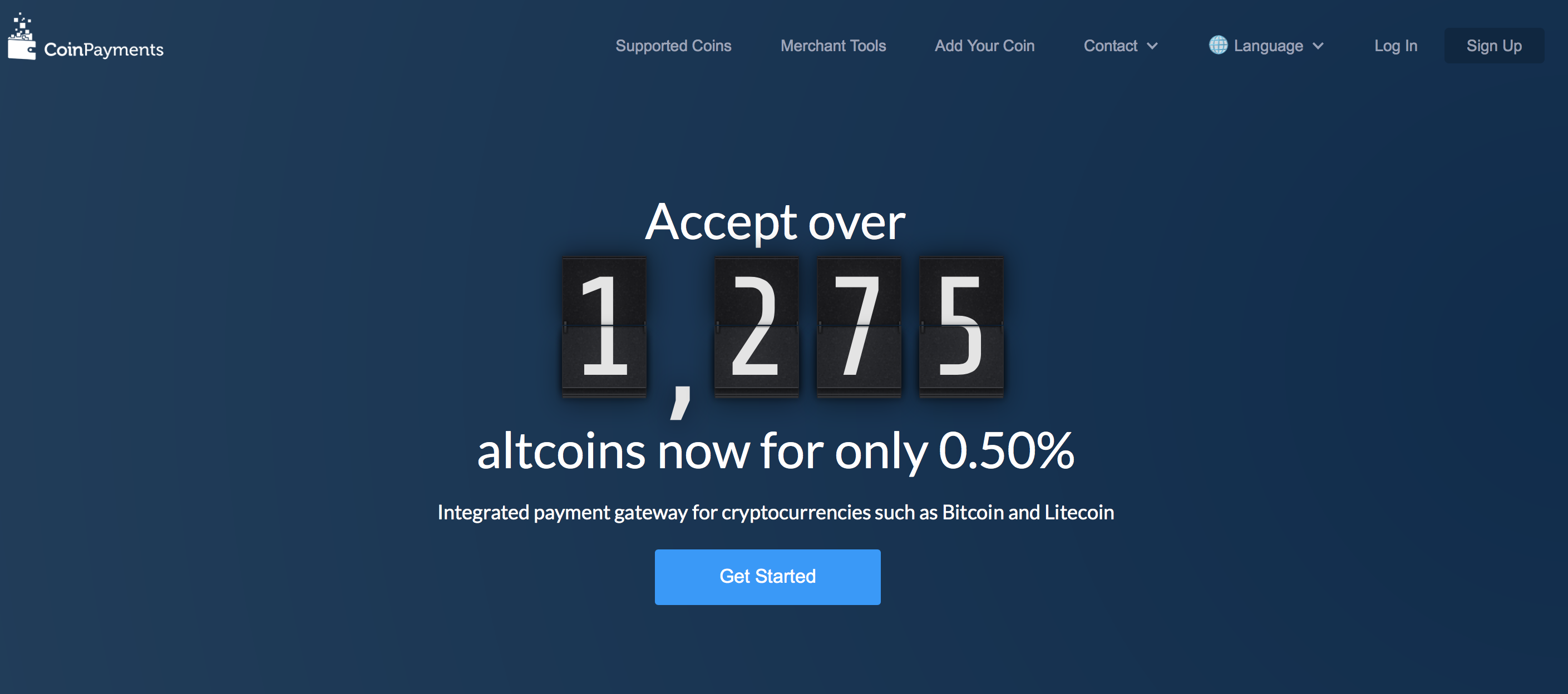 coin payment wallet