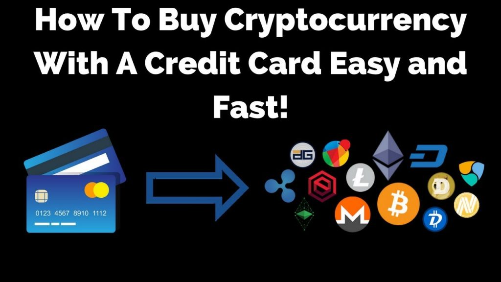How to buy cryptocurrency with credit card in india
