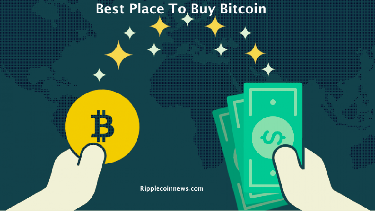 Best Place to buy Bitcoin - Top 5 places to buy bitcoins in 2021 [Updated]