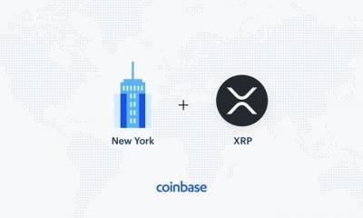 Coinbase Pro Adds XRP Trading Support For New York Customers in Full Trading Mode