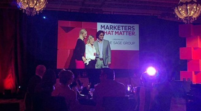 Breaking - Ripple Wins 2019 Marketers That Matter Award for Swell 2018 customer Event