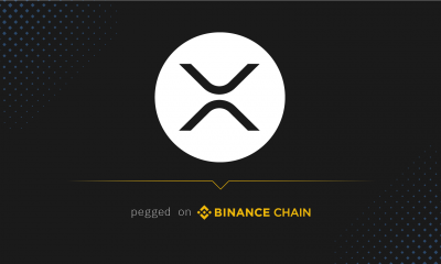 Binance Exchange Officially Launches XRP-Pegged Token on its DEX